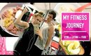My Fitness Journey   Starting IIFYM? + Full Day of Eating!
