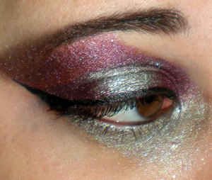 Using new colors from Cinnamon Cosmetics!
