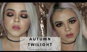 Autumn Twilight Makeup Tutorial | Beauty by Pinky