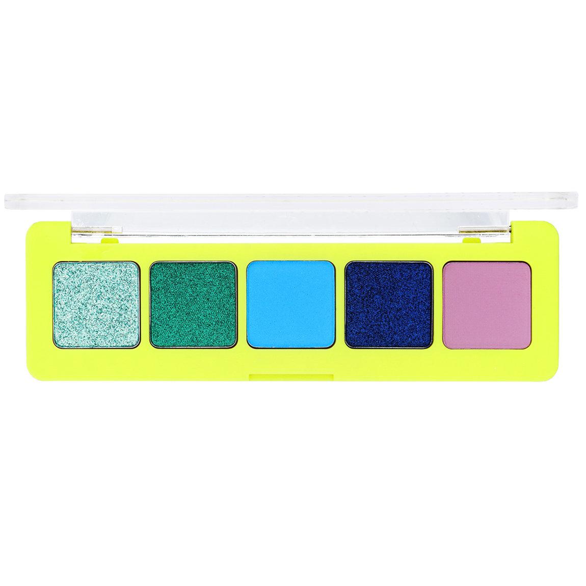 Natasha Denona Mini Tropic Palette alternative view 1 - product swatch.
