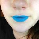 blue lippiesss <3