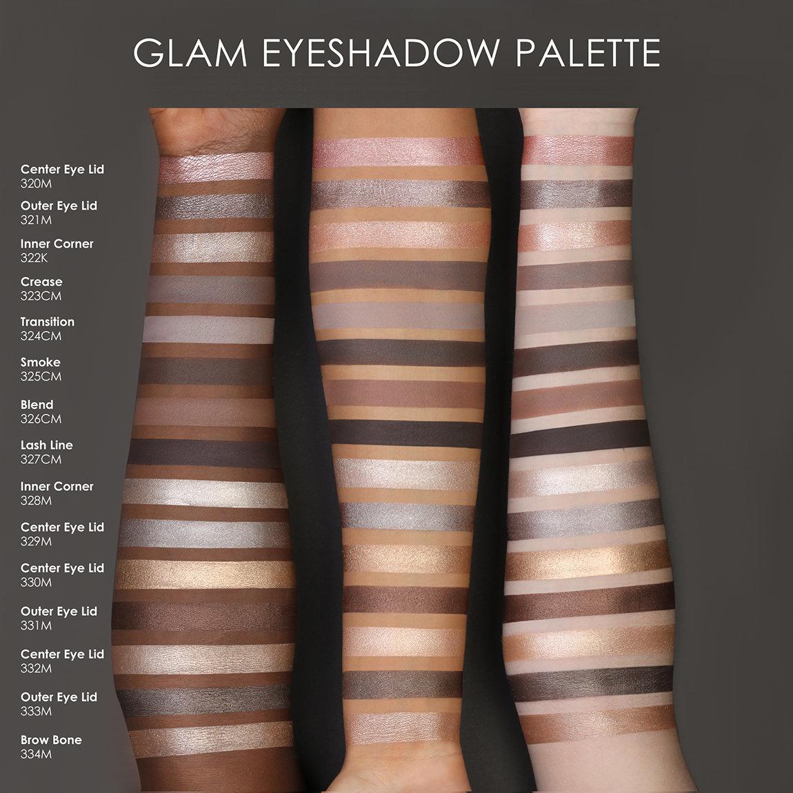 Natasha Denona Glam Palette alternative view 5.