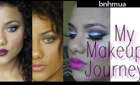 My Makeup Journey | bnhmua