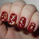My Christmas Nails!