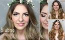 ** Klasyczny makijaż ślubny **
