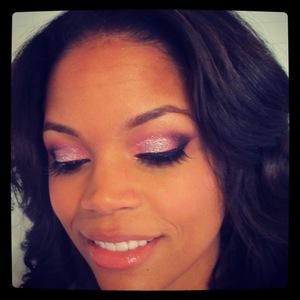 NYE Makeup by Lijha Stewart