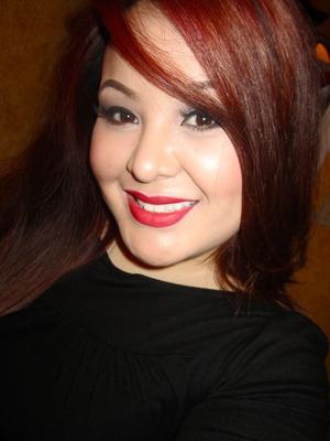 Ruby Woo Lipstick <3