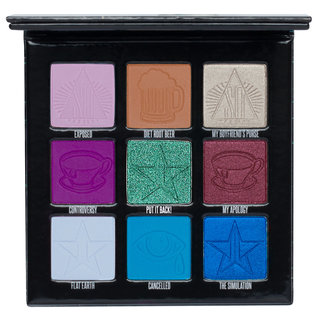 Jeffree Star Cosmetics Mini Controversy Emerald Edition Palette