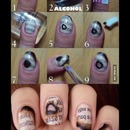 Arty nails