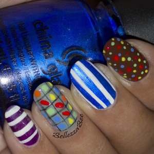 Blog post: http://www.bellezzabee.com/2014/03/californails-nailartmar-day-8-candy.html