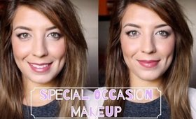 Special Occasion Subtle Holiday Makeup | ZG Beauty