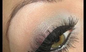 Dark Fall / Autumn make-up tutorial using GDE