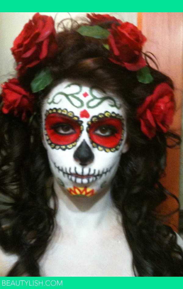 El Dia De Los Muertos Gia V S Photo Beautylish