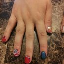 Did my sister's nails!