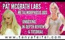 Pat McGrath Metalmorphosis 005 | In-Depth Review | OMG! | Tutorial | Holiday | Tanya Feifel-Rhodes