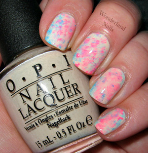 for more info please visit my blog http://wonderland-nails.blogspot.com/2013/07/fan-brush-tie-dye-nail-art.html