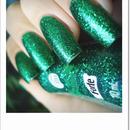 Green Glitter!