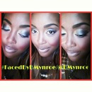 """Cheetah and Pearls"" #LOTD #MOTD #FacedByBMynroe"