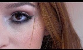 GRWM - Natural Cat Eye