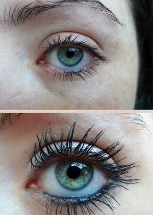 I love this mascara, it may be pricey but its worth trying! Hope you like my before and after pictures!