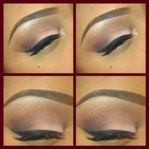 natural smokey everyday eye.