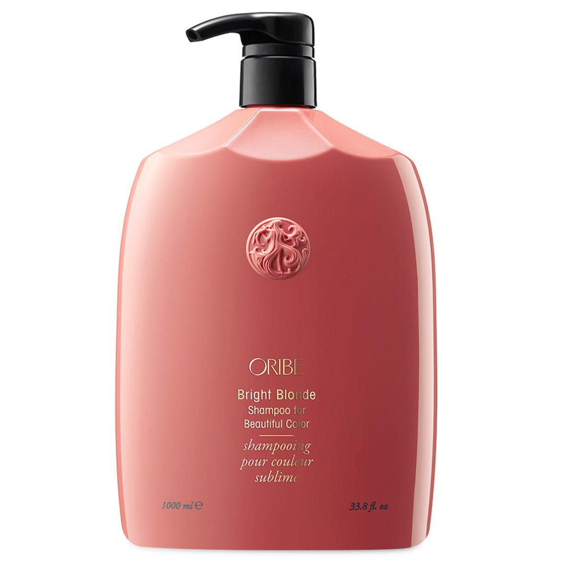 Oribe Bright Blonde Shampoo for Beautiful Color 1 L alternative view 1.