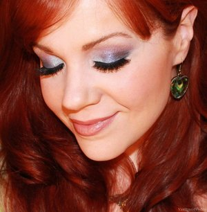 """This look features some products from my """"Forgotten Makeup Collection"""".  We all have one of those, right? :-)   To see the full product list, please visit:  http://www.vanityandvodka.com/2014/06/forgotten-makeup-use-what-you-have.html  xoxo!"""