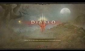 Playing Diablo 3 Reaper Of Souls 2/18/19