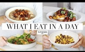 What I Eat in a Day #48 (Vegan) | JessBeautician