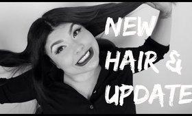 New Hair & update | MRamosMUA