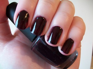OP Lincoln Park After Dark Nail Polish  This polish is part of my 'Top 10 Autumn/ Fall & Winter Nail Polishes' blog post. Please click on the link below to read the full list!  http://www.mazmakeup.blogspot.com