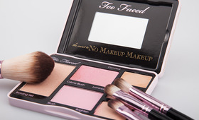What Makeup? A Review Of Too Faced's No Makeup Makeup Palette