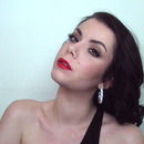 Lana Del Rey Young and Beautiful The Great Gatsby make-up