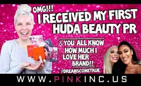OMG!! I Received My First Huda Beauty PR & You All Know How Much I LOVE Her Brand!! | Tanya Feifel
