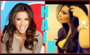★ EVA LONGORIA VOLUMINOUS  HAIR | QUICK & EASY EVERYDAY HAIRSTYLES, SEXY, BIG LONG HAIR | COIFFURE