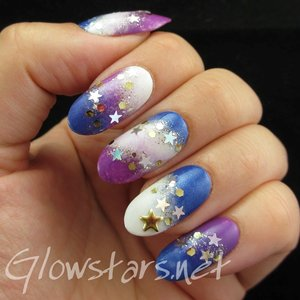 Read the blog post at http://glowstars.net/lacquer-obsession/2014/08/nail-max-collections-vol-10-design-purple-098/