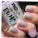 NCLA Shimmer Me Pretty Holographic Topcoat