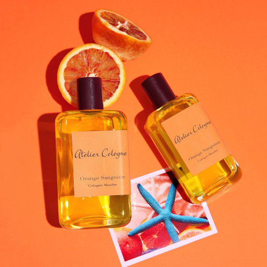 Alternate product image for Orange Sanguine shown with the description.
