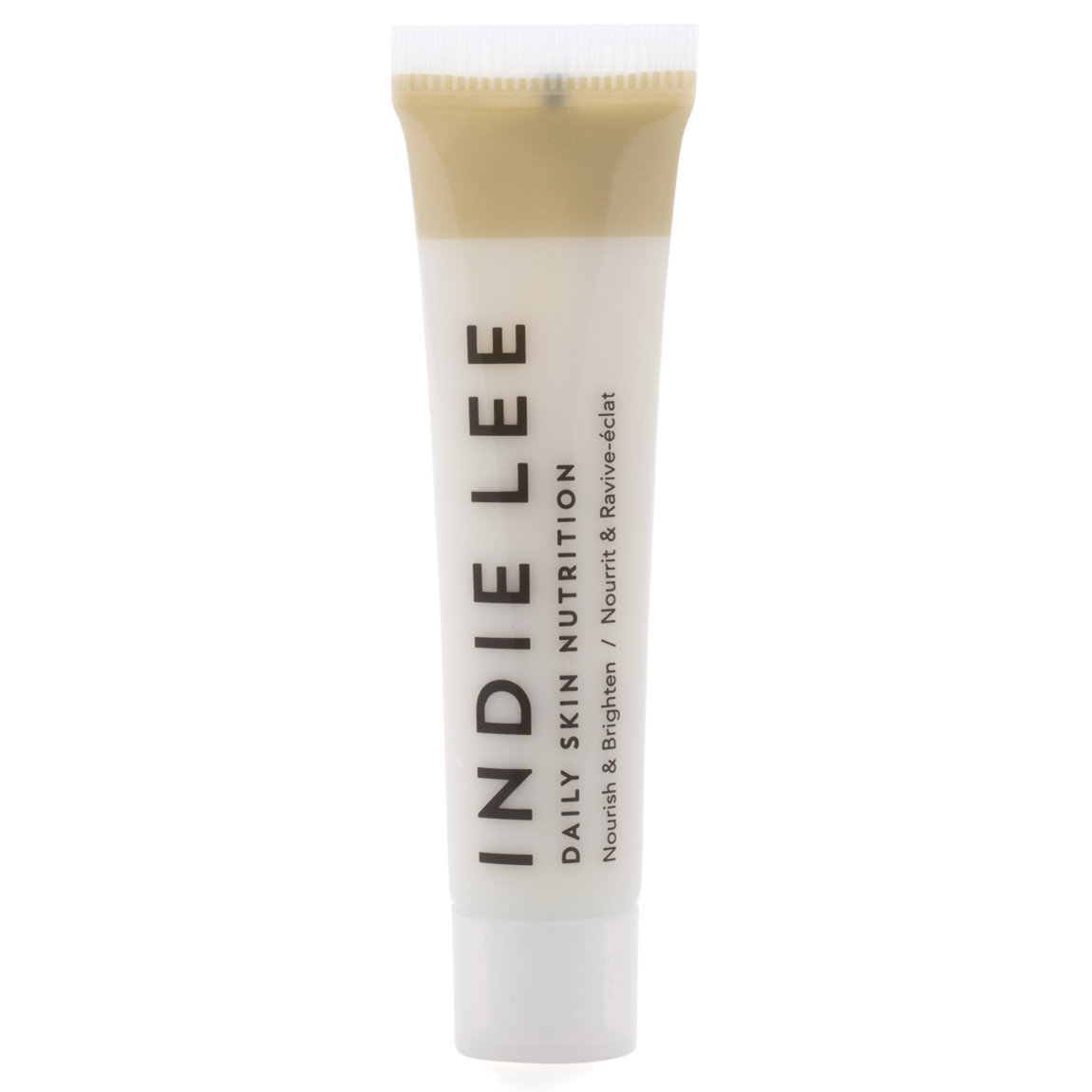 Indie Lee Daily Skin Nutrition 10 ml product smear.