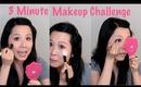 TAG: 3 Minute Makeup Challenge!!