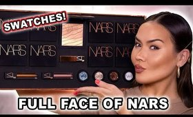 *NEW* NARS LAGUNA COLLECTION FULL REVIEW SUMMER 2020 | Maryam Maquillage