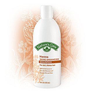 Nature's Gate Henna Shine Enhancing Shampoo