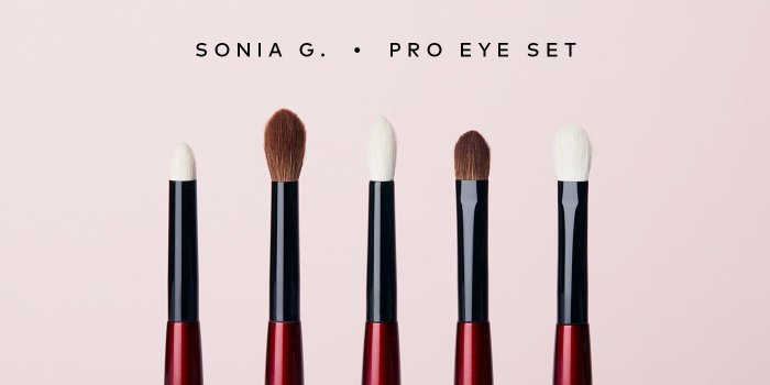 Shop Sonia G.'s Pro Eye Set on Beautylish.com