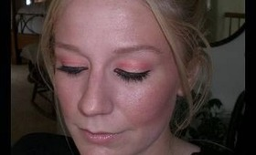 Peachy Keen - Makeup for Blue Eyes