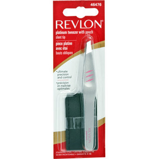 Revlon Diamond Grip Tweezer with Pouch