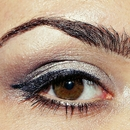 new Catrice eye shadow in my brows and crease :)