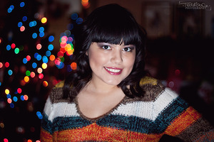 Makeup: Shawnee Leonard Hair: Charis Orr Photography: Francisco Giles Model: Fabiola Benitez