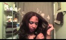 "MyWigsAndWeaves.com Synthetic Wig Review - ""Cheryn"" Color 4"