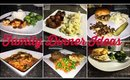 WHAT'S FOR DINNER   7 FAMILY DINNER IDEAS   INTUITIVE EATING