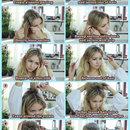 Brigitte Bardot inspired tutorial